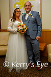 O'Shea/Fletton wedding in the Ballyroe Heights Hotel on Saturday October 10th