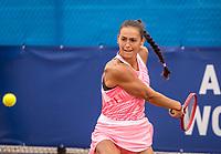 Amstelveen, Netherlands, 5  Juli, 2021, National Tennis Center, NTC, AmstelveenWomans Open,  Ferrando, Cristiana (ITA)<br /> Photo: Henk Koster/tennisimages.com