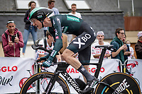 Wilco Kelderman (NED/BORA - hansgrohe)<br /> <br /> Stage 5 (ITT): Time Trial from Changé to Laval Espace Mayenne (27.2km)<br /> 108th Tour de France 2021 (2.UWT)<br /> <br /> ©kramon