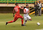 Independiente Santa Fe venció 0-2 a Patriotas. Fecha 5 Liga BetPlay I-2020.