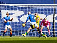 2021 Scottish Premiership Football Rangers v Hibernian Apr 11th