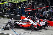 #7 Acura Team Penske Acura DPi, DPi: Helio Castroneves, Ricky Taylor, Pit Stop