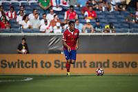 Orlando, Florida - Saturday, June 04, 2016: Costa Rican defender Johnny Acosta (2) during a Group A Copa America Centenario match between Costa Rica and Paraguay at Camping World Stadium.