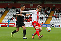 Luke Freeman of Stevenage holds off Matt Sadler of Crawley<br />  - Stevenage v Crawley Town - Sky Bet League 1 - Lamex Stadium, Stevenage - 26th October, 2013<br />  © Kevin Coleman 2013<br />  <br />  <br />  <br />  <br />  <br />  <br />  <br />  <br />  <br />  <br />  <br />  <br />  <br />  <br />  <br />  <br />  <br />  <br />  <br />  <br />  <br />  <br />  <br />  <br />  <br />  <br />  <br />  <br />  <br />  <br />  <br />  <br />  <br />  <br />  <br />  <br />  <br />  <br />  <br />  <br />  <br />  <br />  <br />  <br />  <br />  <br />  <br />  <br />  <br />  <br />  <br />  - Crewe Alexandra v Stevenage - Sky Bet League One - Alexandra Stadium, Gresty Road, Crewe - 22nd October 2013. <br /> © Kevin Coleman 2013