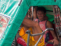 Street Photography in Manila, Devisoria and China Town, Philippines