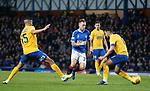 26.12.2019 Rangers v Kilmarnock: Scott Arfield bursts through the Kilmarnock defence