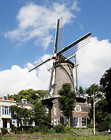 Molen 't Slot in Gouda