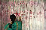 People celebrate Ambubachi in Tripura, India