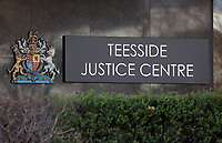 Pictured: Teesside Justice Centre in Middlesbrough. Tuesday 21 March 2017<br /> Re: A man who allegedly assaulted a Swansea photographer has appeared before Teesside Magistrates Court.<br /> Dimitris Legakis was in Middlesbrough preparing to take pictures of Swansea City's Premier League match there, when he was attacked by Daniel Skelton.<br /> Skelton, 28, of Redcar, is facing multiple charges - including two which are racially or religiously aggravated.<br /> The incident took place on December 16 in the town's Southfield Road.<br /> Magistrates declined jurisdiction and the matter will be dealt with at Middlesbrough Crown Court.