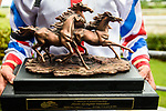 July 25, 2021: Regalada (PR) #7, ridden by jockey Juan Carlos Diaz wins the Clasico Constitución (Grade 1) for trainer Eric Betancourt at Hipódromo Camarero in Canóvanas, Puerto Rico on July 25, 2021 (Carlos Calo/Eclipse Sportswire/CSM)