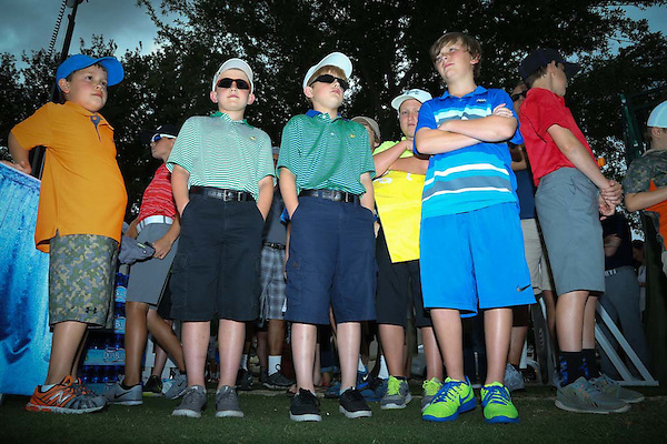 MAY 17: Byron Nelson event on May 21, 2016 at TCP Four Seasons in Las Colinas, TX.