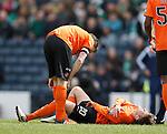 Blair Spittal injury