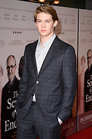 """Joe Alwyn<br /> arriving for the premiere of """"The Sense of an Ending"""" at the Picturehouse Central, London.<br /> <br /> <br /> ©Ash Knotek  D3244  06/04/2017"""