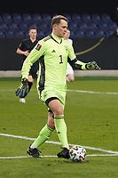 Torwart Manuel Neuer (Deutschland Germany) - 25.03.2021: WM-Qualifikationsspiel Deutschland gegen Island, Schauinsland Arena Duisburg