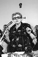 - Laura Conti, partigiana, medico, ambientalista, politica e scrittrice, considerata la madre dell'ecologismo italiano (Settembre 1976)<br /> <br /> - Laura Conti, partisan, doctor, environmentalist, politician and writer, considered the mother of Italian ecology (September 1976)