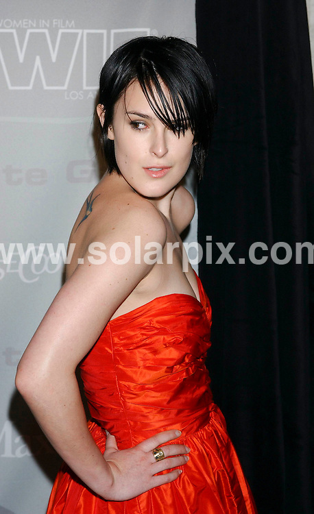 **ALL ROUND PICTURES FROM SOLARPIX.COM**.**SYNDICATION RIGHTS FOR UK, SPAIN, PORTUGAL, AUSTRALIA, S.AFRICA & DUBAI (U.A.E) ONLY**.arrivals for the 2008 Women In Film Crystal + Lucy Awards held at the Beverly Hilton Hotel, Beverly Hills, CA, USA. 17th June 2008..This pic: Rumer Willis..JOB REF: 6696 PHZ /GL    DATE: 17_06_2008.**MUST CREDIT SOLARPIX.COM OR DOUBLE FEE WILL BE CHARGED* *UNDER NO CIRCUMSTANCES IS THIS IMAGE TO BE REPRODUCED FOR ANY ONLINE EDITION WITHOUT PRIOR PERMISSION*