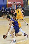 League ACB-ENDESA 2020/2021 - Game: 13.<br /> FC Barcelona Lassa vs Herbalife Gran Canaria: 91-63.<br /> Leandro Bolmaro vs AJ Slaughter.