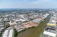 Neubau von Gewerbehallen in Billbrook