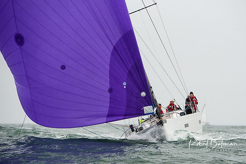 Conor Doyle's Xp50 Freya from Kinsale will be the largest boat racing to Dingle. Photo: Robert Bateman