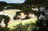 Wai-O-Tapu Thermal Reserve - Rotorua, New Zealand