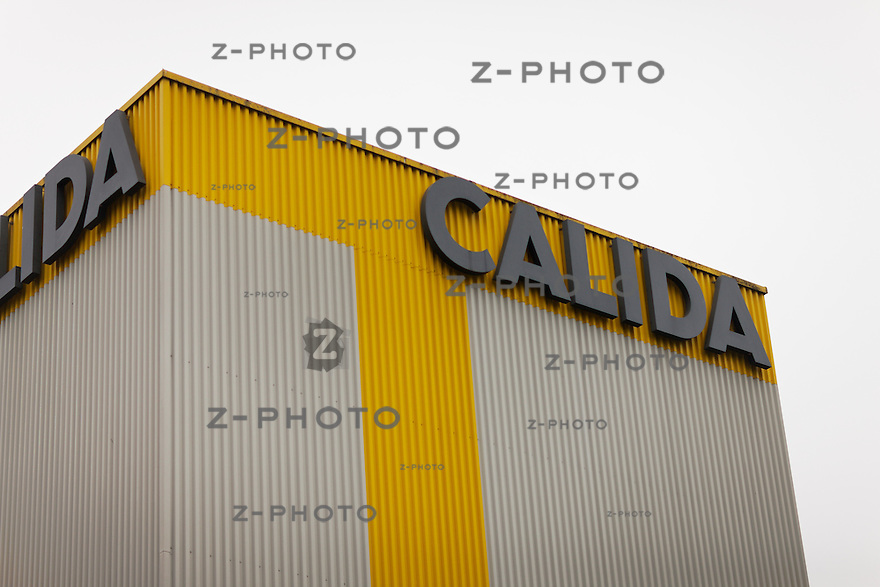 Hauptsitz der Calida Holding AG in Sursee am 3. November 2011..Copyright © Zvonimir Pisonic