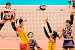 FIVB Volleyball Nations League Hong Kong during the match between China and Japan on May 30, 2018 in Hong Kong, Hong Kong. (Photo by Power Sport Images/Getty Images)