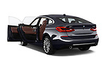 Car images close up view of a 2018 BMW 6 Series Gran Turismo Luxury 5 Door Hatchback doors
