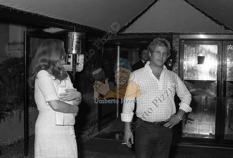 RENATO POZZETTO JACKIE O' ROMA 1974
