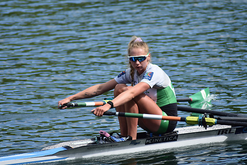 World Cup Silver Medal winner - Lydia Heaphy