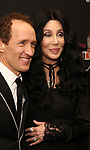 "Jeffrey Seller and Cher attends the Broadway Opening Night Performance of ""The Cher Show""  at the Neil Simon Theatre on December 3, 2018 in New York City."