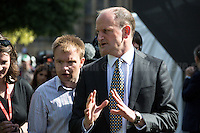 Douglas Carswell MP (English politician, UKIP Member of Parliament for Clacton).<br />