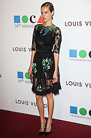 LOS ANGELES, CA, USA - MARCH 29: Isabel Lucas at the MOCA's 35th Anniversary Gala Presented By Louis Vuitton held at The Geffen Contemporary at MOCA on March 29, 2014 in Los Angeles, California, United States. (Photo by Celebrity Monitor)
