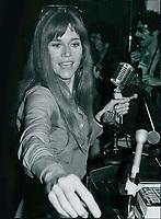 Jane Fonda 1985<br /> Photo By John Barrett-PHOTOlink.net / MediaPunch