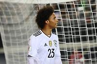 Leroy Sane (Deutschland Germany) - 08.10.2017: Deutschland vs. Asabaidschan, WM-Qualifikation Spiel 10, Betzenberg Kaiserslautern