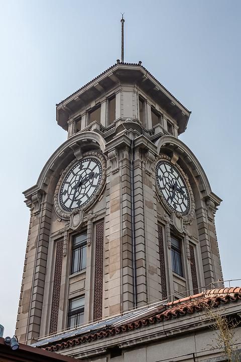 The Race Club Clock Tower.