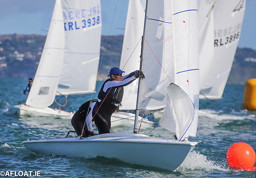 Flying Fifteen East Coast Champions - Nigel Biggs and Peter Evans of Howth Yacht Club