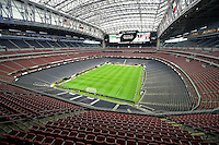 Houston, TX - Tuesday June 21, 2016: NRG Stadium prior to a Copa America Centenario semifinal match between United States (USA) and Argentina (ARG) at NRG Stadium.