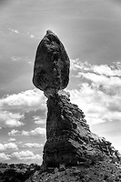 Arches National Park, Utah (Black & White)