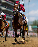 APRIL 30, 2021:  Shedaresthedevil with Florent Geroux wins the La Troienne Stakes at Churchill Downs in Louisville, Kentucky on April 30, 2021. EversEclipse Sportswire/CSM