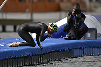 BENESOVA Alena CZE <br /> Team Event 5 km<br /> Open Water<br /> Budapest  - Hungary  15/5/2021<br /> Lupa Lake<br /> XXXV LEN European Aquatic Championships<br /> Photo Andrea Staccioli / Deepbluemedia / Insidefoto