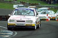 1992 British Touring Car Championship #79 David Leslie (GBR). Ecurie Ecosse Vauxhall. Vauxhall Cavalier GSi.