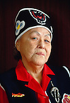 Marie Smith Jones (May 14, 1918 - January 21, 2008) was the last surviving speaker of the Eyak language, Anchorage, Alaska.