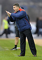 05/12/2009  Copyright  Pic : James Stewart.sct_jspa20_falkirk_v_rangers  . :: FALKIRK MANAGER EDDIE MAY TRIES TO ENCOURAGE HIS TEAM :: .James Stewart Photography 19 Carronlea Drive, Falkirk. FK2 8DN      Vat Reg No. 607 6932 25.Telephone      : +44 (0)1324 570291 .Mobile              : +44 (0)7721 416997.E-mail  :  jim@jspa.co.uk.If you require further information then contact Jim Stewart on any of the numbers above.........