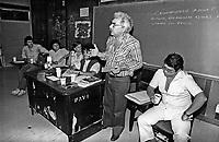 Roberto Santos palestra SBPC 1982