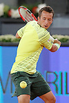 Philipp Kohlschreiber, Germany, during Madrid Open Tennis 2015 match.May, 6, 2015.(ALTERPHOTOS/Acero)