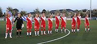 AA Gent Ladies - FC Utrecht :<br /> ploeg van FC Utrecht<br /> foto VDB / BART VANDENBROUCKE