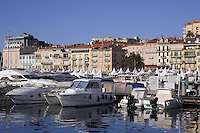- France, French Riviera, the tourist harbor of Cannes<br /> <br /> - Francia, Costa Azzurra, il porto turistico di Cannes