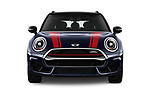 Car photography straight front view of a 2019 Mini Clubman John Cooper Works ALL4 5 Door Wagon