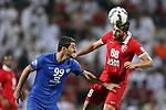 Al Ahli vs Al Hilal during the 2015 AFC Champions League Semi Final 2nd Leg on October 20, 2015 at the Rashid Stadium, in Dubai, UAE. Photo by Adnan Hajj /  World Sport Group