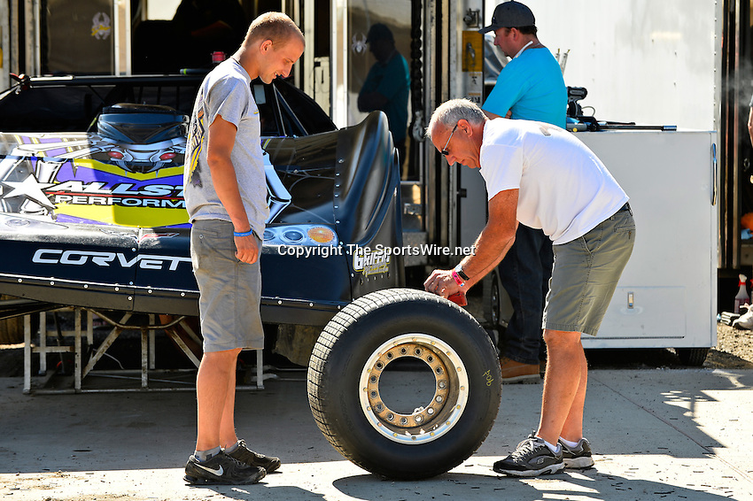 Jun 5, 2014; 3:52:42 PM; Rossburg, OH., USA; The 20th annual Dirt Late Model Dream XX in an expanded format for Eldora's $100,000-to-win race includes two nights of double features, 567 laps of action  Mandatory Credit:(thesportswire.net)